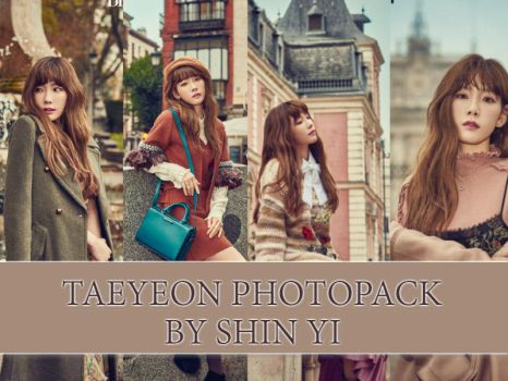 TAEYEON PHOTOPACK 9P by SHINYIDESIGN0408