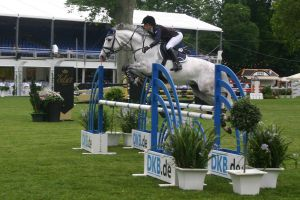 Show Jumping Stock 0016 by LuDa-Stock