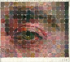 Eye. Etude. 1992 by Yudaev