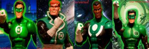 Green Lanterns Corps Earth 2 by Spidey-Portilla