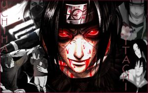 Uchiha Itachi - Memories by Shiryo-no-nai