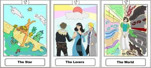 FF8 Tarot - To be or not to be by Roksik