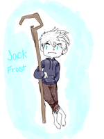 Jack Frosty Frosty by mexicananime06