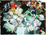 CosCards Sample Collection by Jen-kun