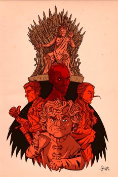 Lannisters always pay their debts. by stayte-of-the-art