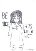 Be nice... by MismeHellawes