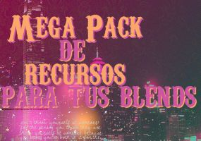 Pack De Recursos Para Tus Blends! by editionsgreat