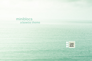 miniblocs by countryvibe