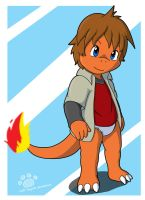 Flaggy commission 1 by Coshi-Dragonite