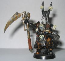 Chaos Lord by ORKSWAAAGH