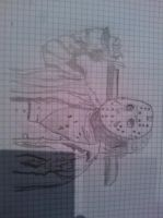 Jason Voorhees (first try :D) by Jasons-Gurl