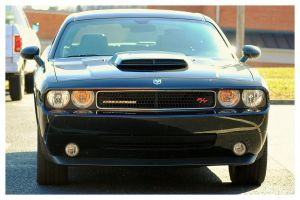 Bad Black Challenger RT by TheMan268