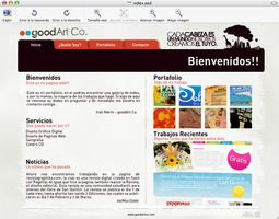 Portafolio goodArt Co by patoDS