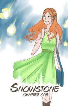 Snowstone Chapter 1 Cover by DawnKestrel
