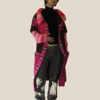 Discipline - Recycled Coat by Recycled-by-Hyena