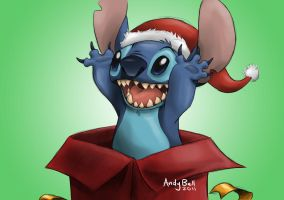 7 Days - Stitch by ShadowedImages