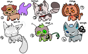 Adopts For All open by BeheadedPixels