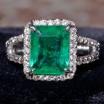 Large Emerald Ring 1 by AaronPlotkinPhoto