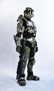 CCE Halo 1a by jagged-eye
