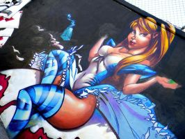 Alice by GraffMX