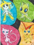 Little Legends by Camila-Andromeda