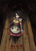 ALICE - the dollhouse by Dabby6633
