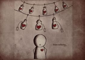 Heart collector. by marii85