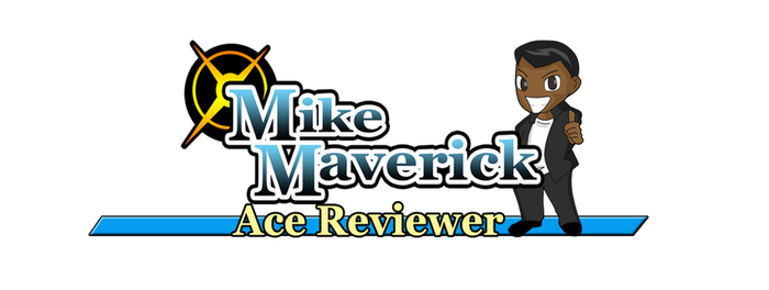 Mike Maverick: Ace Reviewer by MikeMaverick