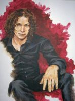 Ray Toro by ObsidianSerpent