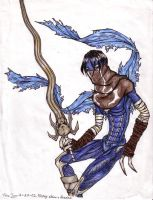 Raziel, my first obsession by BlackKrogoth