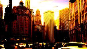 Chicago Square by jesus-at-art