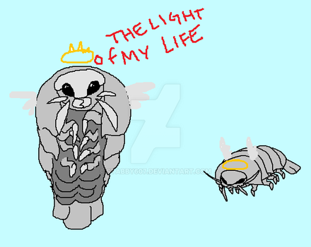 Isopods by bloody607