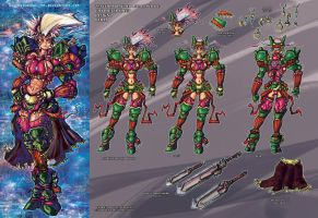 Space Pirate Design v2 20116 by Warhound-CMP