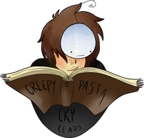 Cry Reads by DeadliestCrusader