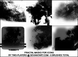 Fractal Masks 1 by Two-Players