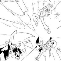 Fighting Chase by laurytheotter