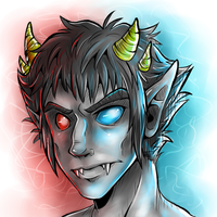 Sollux Captor by Manicfool