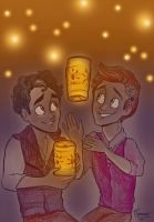 Klaine: At Last I See the Light by Muchacha10