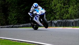Jenny Tinmouth, BSB at Oulton Park by VTiDaz