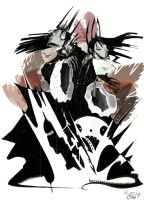 Two that Mock by CountANDRA