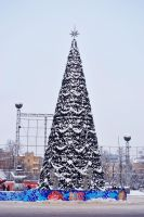 New Year's Tree by Abirvalg1989
