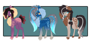 :Valkyrie Adopts: Flat price (Closed) by AzrealRou