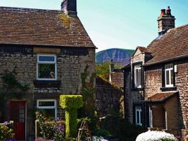Welsh Village house by friartuck40