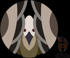 Symb-Griffon Vulture Circle by callmesora