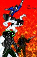 JOKING JACK: The Fatal Four by Deathnaut95