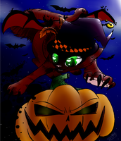 Our Pumpkin Song by Brambelpaw