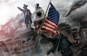 Homefront The Revolution by NhtgkcN