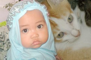 .:siti and kitty:. by airyh