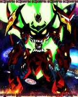 Gurren Lagann Above and Beyond by echo13791