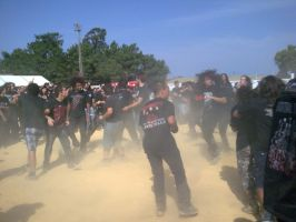 MoshPit by Full-Metal7